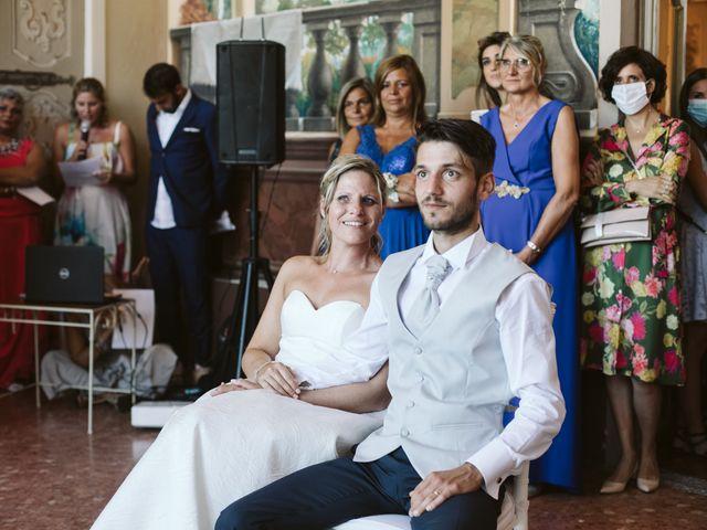 Il matrimonio di MANUEL e VALENTINA a Cernusco Lombardone, Lecco 595