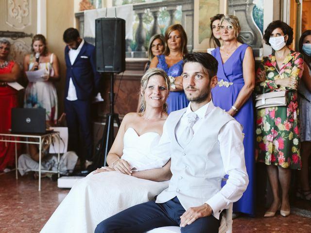 Il matrimonio di MANUEL e VALENTINA a Cernusco Lombardone, Lecco 596