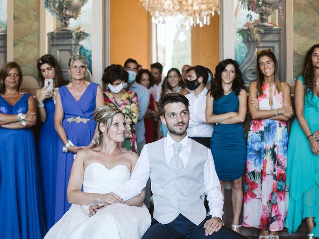 Il matrimonio di MANUEL e VALENTINA a Cernusco Lombardone, Lecco 599