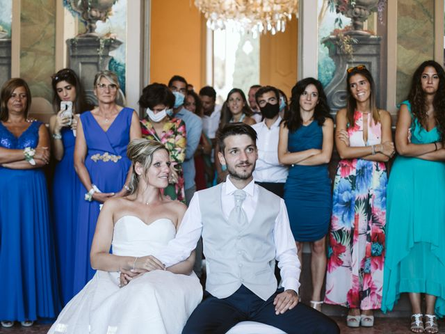 Il matrimonio di MANUEL e VALENTINA a Cernusco Lombardone, Lecco 600