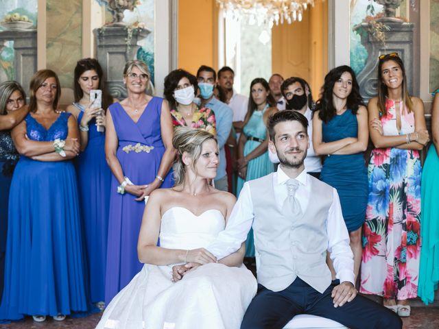 Il matrimonio di MANUEL e VALENTINA a Cernusco Lombardone, Lecco 604