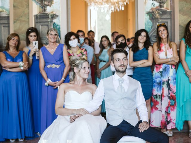 Il matrimonio di MANUEL e VALENTINA a Cernusco Lombardone, Lecco 605