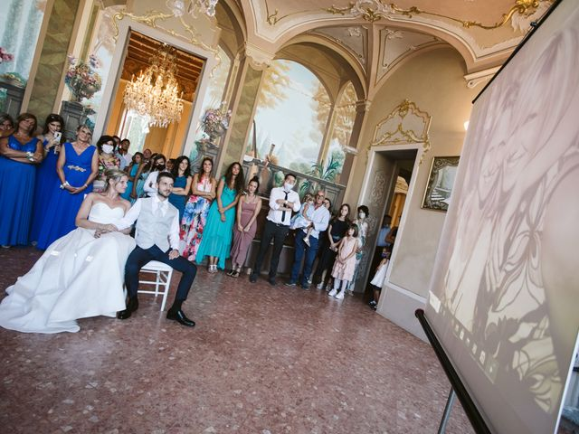 Il matrimonio di MANUEL e VALENTINA a Cernusco Lombardone, Lecco 606