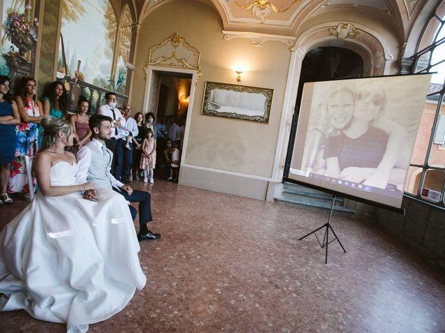 Il matrimonio di MANUEL e VALENTINA a Cernusco Lombardone, Lecco 607