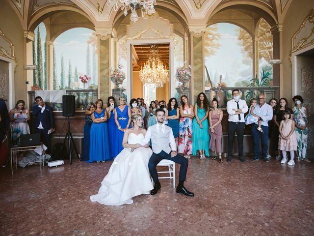 Il matrimonio di MANUEL e VALENTINA a Cernusco Lombardone, Lecco 608