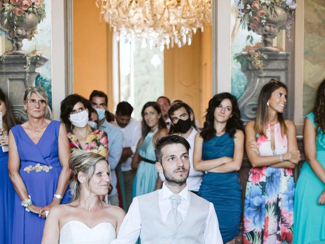 Il matrimonio di MANUEL e VALENTINA a Cernusco Lombardone, Lecco 611