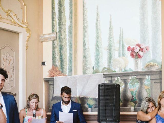 Il matrimonio di MANUEL e VALENTINA a Cernusco Lombardone, Lecco 612