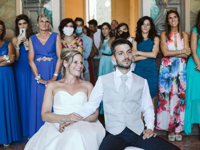 Il matrimonio di MANUEL e VALENTINA a Cernusco Lombardone, Lecco 613