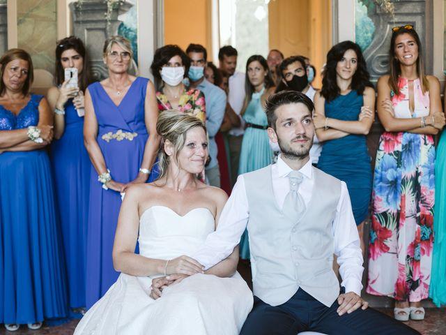 Il matrimonio di MANUEL e VALENTINA a Cernusco Lombardone, Lecco 614