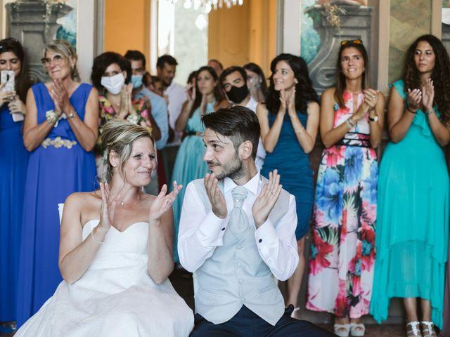 Il matrimonio di MANUEL e VALENTINA a Cernusco Lombardone, Lecco 615