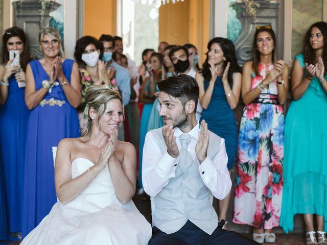 Il matrimonio di MANUEL e VALENTINA a Cernusco Lombardone, Lecco 616