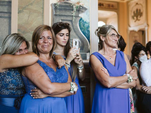 Il matrimonio di MANUEL e VALENTINA a Cernusco Lombardone, Lecco 626