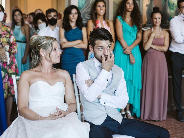 Il matrimonio di MANUEL e VALENTINA a Cernusco Lombardone, Lecco 628
