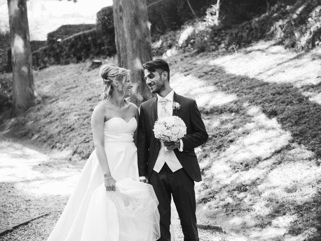 Il matrimonio di MANUEL e VALENTINA a Cernusco Lombardone, Lecco 683