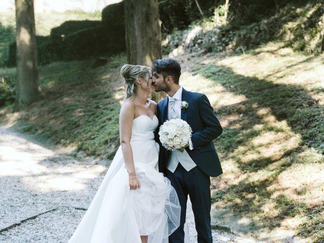 Il matrimonio di MANUEL e VALENTINA a Cernusco Lombardone, Lecco 685