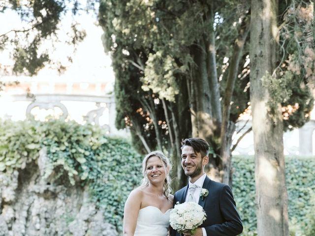 Il matrimonio di MANUEL e VALENTINA a Cernusco Lombardone, Lecco 689