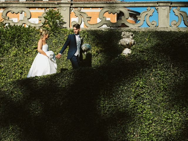 Il matrimonio di MANUEL e VALENTINA a Cernusco Lombardone, Lecco 712