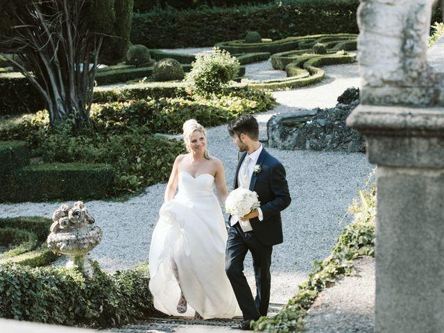 Il matrimonio di MANUEL e VALENTINA a Cernusco Lombardone, Lecco 713