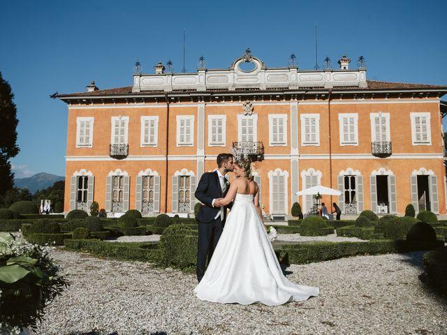 Il matrimonio di MANUEL e VALENTINA a Cernusco Lombardone, Lecco 718