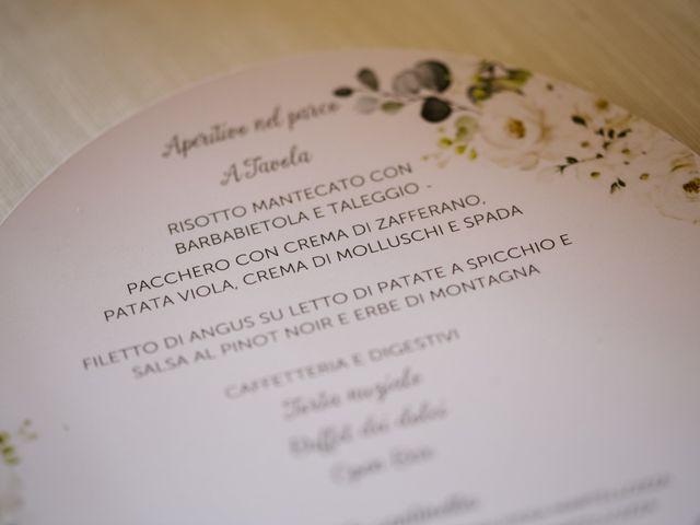 Il matrimonio di MANUEL e VALENTINA a Cernusco Lombardone, Lecco 721