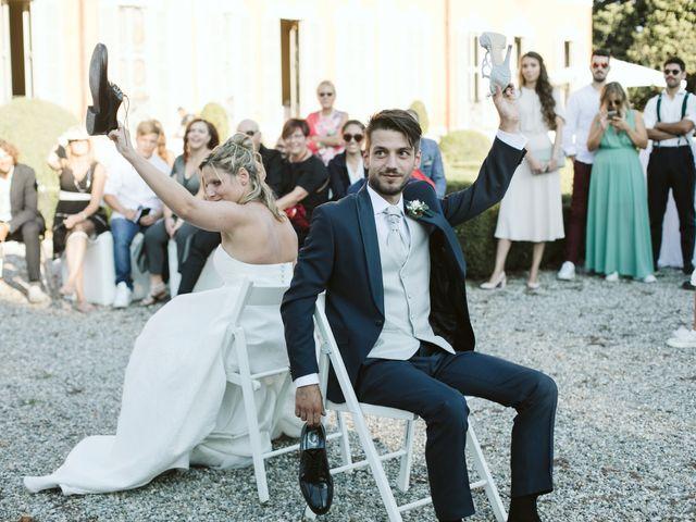 Il matrimonio di MANUEL e VALENTINA a Cernusco Lombardone, Lecco 733