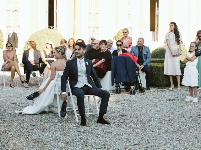 Il matrimonio di MANUEL e VALENTINA a Cernusco Lombardone, Lecco 752