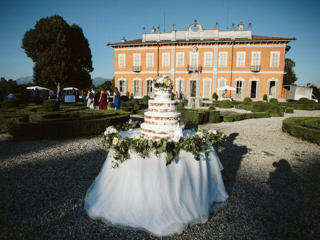 Il matrimonio di MANUEL e VALENTINA a Cernusco Lombardone, Lecco 774
