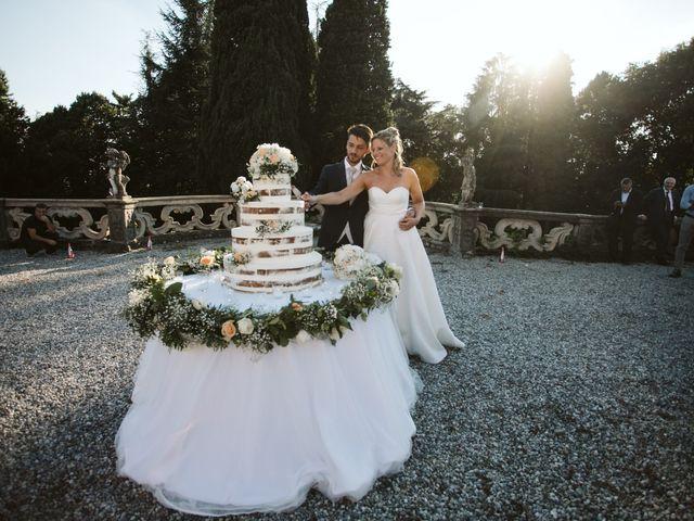 Il matrimonio di MANUEL e VALENTINA a Cernusco Lombardone, Lecco 778