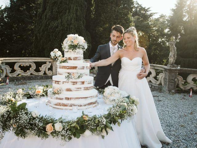 Il matrimonio di MANUEL e VALENTINA a Cernusco Lombardone, Lecco 779