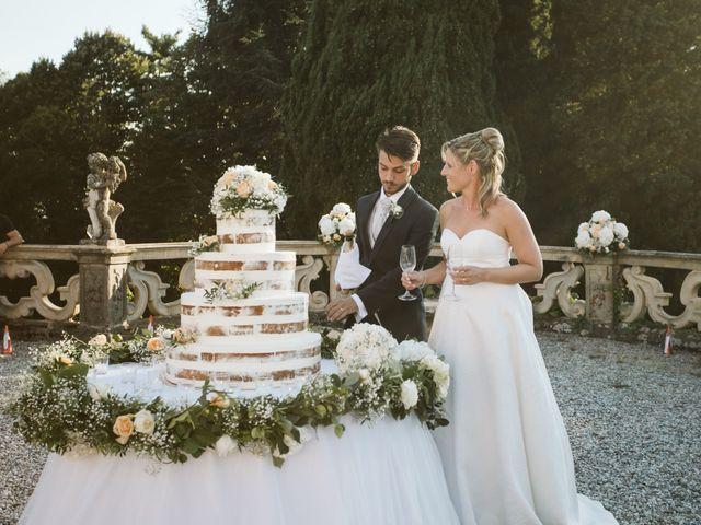 Il matrimonio di MANUEL e VALENTINA a Cernusco Lombardone, Lecco 783