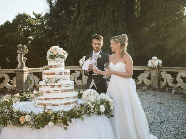 Il matrimonio di MANUEL e VALENTINA a Cernusco Lombardone, Lecco 787