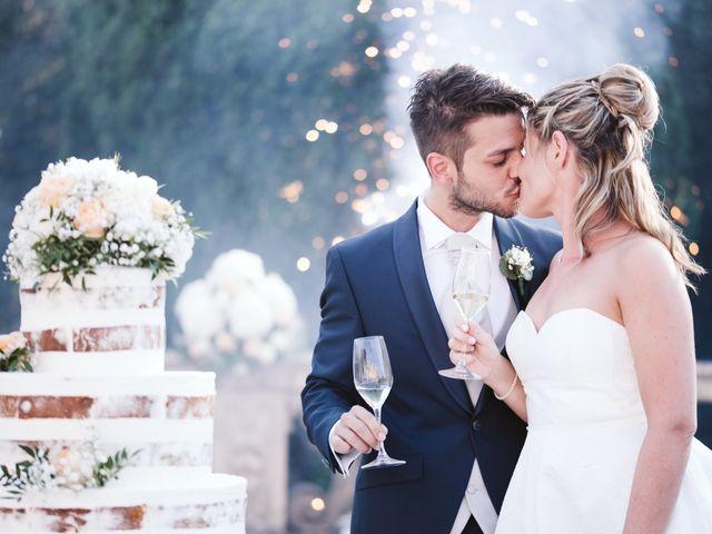 Il matrimonio di MANUEL e VALENTINA a Cernusco Lombardone, Lecco 797