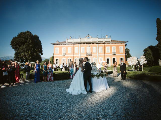 Il matrimonio di MANUEL e VALENTINA a Cernusco Lombardone, Lecco 805