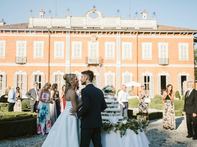 Il matrimonio di MANUEL e VALENTINA a Cernusco Lombardone, Lecco 806