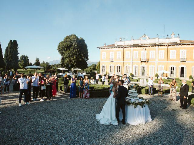 Il matrimonio di MANUEL e VALENTINA a Cernusco Lombardone, Lecco 807