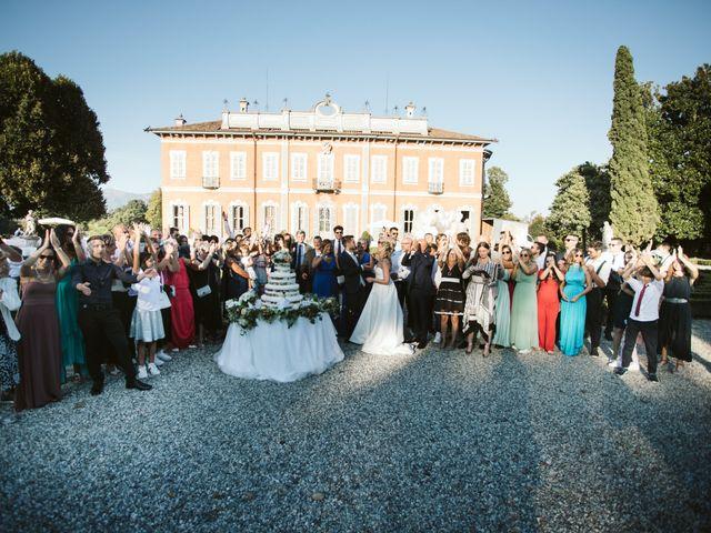 Il matrimonio di MANUEL e VALENTINA a Cernusco Lombardone, Lecco 809