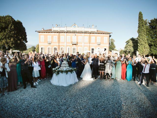 Il matrimonio di MANUEL e VALENTINA a Cernusco Lombardone, Lecco 810