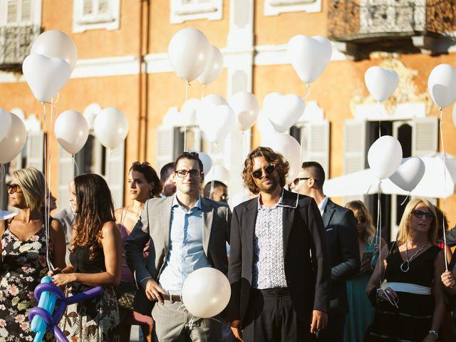 Il matrimonio di MANUEL e VALENTINA a Cernusco Lombardone, Lecco 811