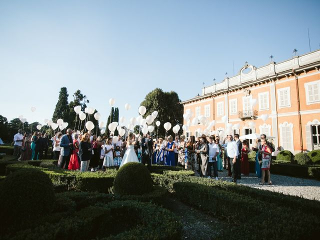 Il matrimonio di MANUEL e VALENTINA a Cernusco Lombardone, Lecco 817