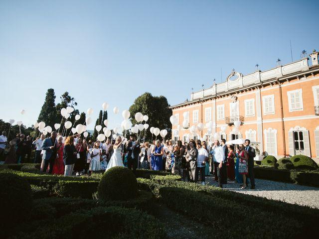 Il matrimonio di MANUEL e VALENTINA a Cernusco Lombardone, Lecco 818