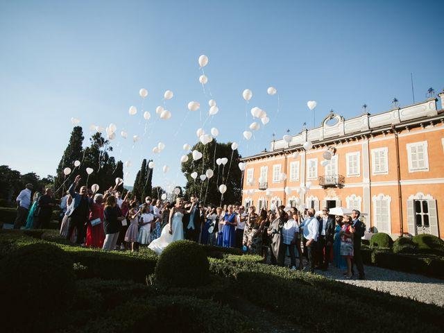 Il matrimonio di MANUEL e VALENTINA a Cernusco Lombardone, Lecco 820