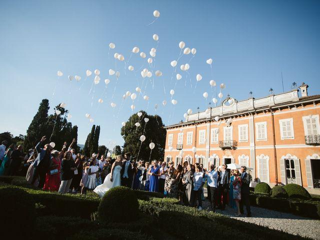 Il matrimonio di MANUEL e VALENTINA a Cernusco Lombardone, Lecco 821