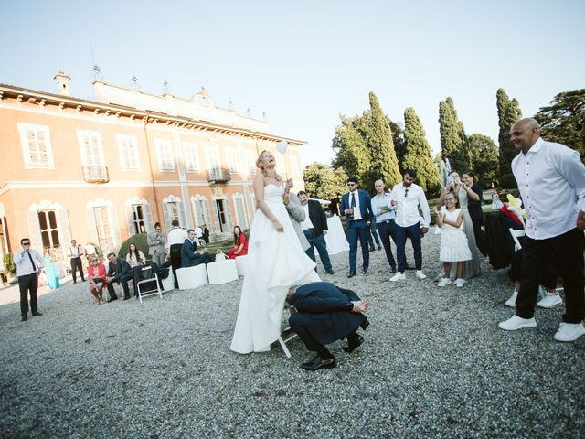 Il matrimonio di MANUEL e VALENTINA a Cernusco Lombardone, Lecco 851
