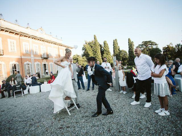 Il matrimonio di MANUEL e VALENTINA a Cernusco Lombardone, Lecco 855
