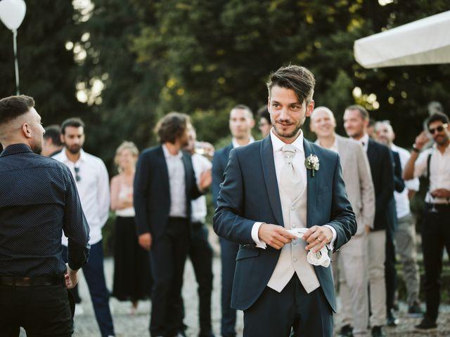 Il matrimonio di MANUEL e VALENTINA a Cernusco Lombardone, Lecco 862