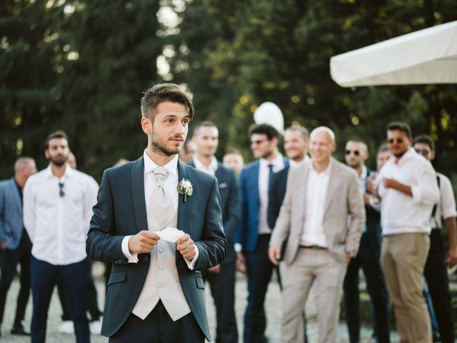 Il matrimonio di MANUEL e VALENTINA a Cernusco Lombardone, Lecco 865