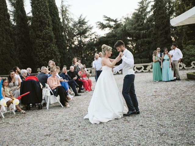 Il matrimonio di MANUEL e VALENTINA a Cernusco Lombardone, Lecco 904