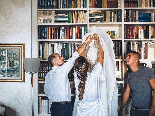 Il matrimonio di Vincenzo e Giorgia a Milano, Milano 7