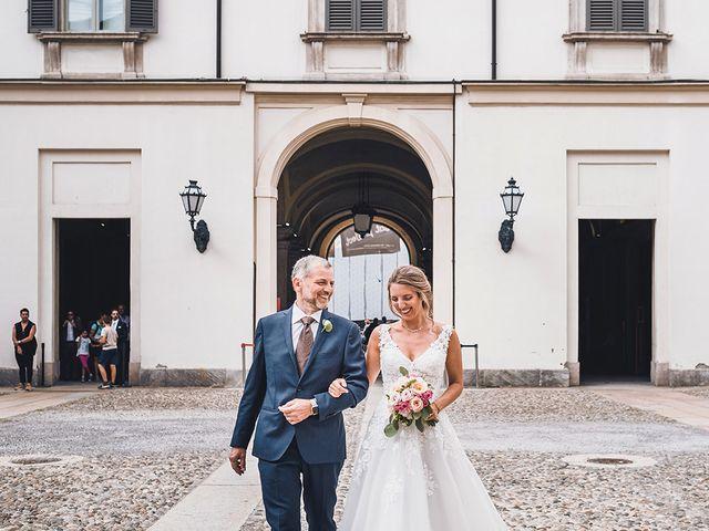 Il matrimonio di Vincenzo e Giorgia a Milano, Milano 19