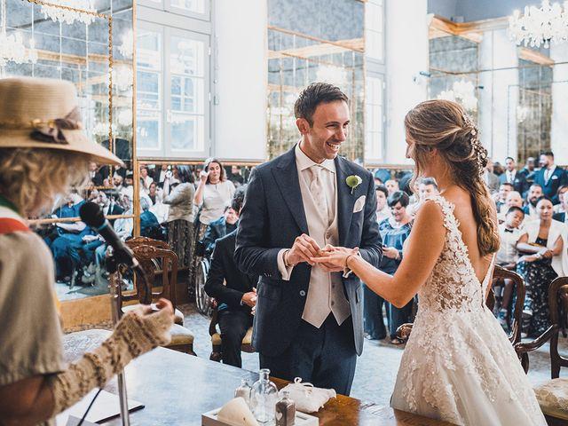 Il matrimonio di Vincenzo e Giorgia a Milano, Milano 23